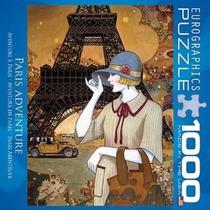 Jigsaw Puzzle - París Aventura 1000 Eurographics Piece