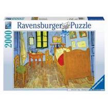 Ravensburger Rompecabezas La Habitación Van Gogh 2000 Pz