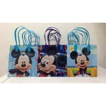 Disney Mickey Mouse Party Favor De Sorpresas Pequeño Regalo
