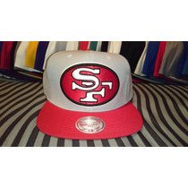 Gorra Mitchell And Ness San Francisco 49ers Snapback
