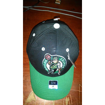 Adidas Gorra Cerrada Original Talla S/m Boston Celtics Nba