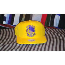 Gorra Mitchell And Ness Golden State Warriors Snapback