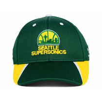 Gorra Adidas Nba Seattle Supersonics