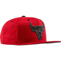 Gorra Chicago Bulls Snapback Mitchell & Ness 100% Original