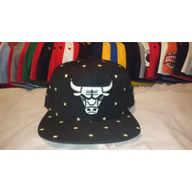 Gorra Mitchell And Ness Chicago Bulls Snapback