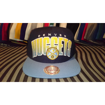 Gorra Mitchell And Ness Denver Nuggets Snapback