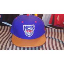 Gorra New Era New Jersey Nets Strapback