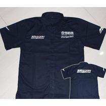 Camisa Valentio Rossi Shirt Pit Semakin Di Depan