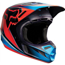 Fox Racing V4 Casco Para Conducir En Carretera