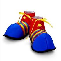 Zapatos Del Payaso Jumbo - Trajes Y Accesorios Y Atrezzo Y K
