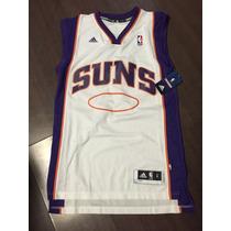 Adidas Soles De Phoenix Suns Nba Jersey Swingman Blank Nuevo