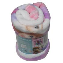 Cobertor Providencia De Frozen Para Bebe