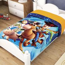 Toy Story Frazada Cunero Cobertor Bebe Ligero 1.10* 90 Cun