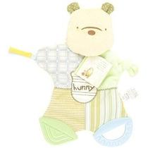 Niños Preferred Classic Pooh Plana Frazada Mordedor Toy