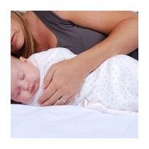 Manta Abrazo - Pink Star Baby Girl Sense Cuddlewrap