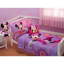 Ropa De Cama Infantil Minnie Mouse, Mickey Mouse
