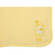 Sábana Bebe Termal 0 A 12 Meses-amarillo Cobija Baby Mink