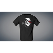 Playera Bikers Society Moto