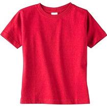 Conejo Skins Niño Jersey Fino De La Camiseta (rojo) (2t)