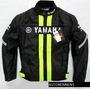 Chamarra Yamaha Motociclista Talla L Revisar Imagen Tallas