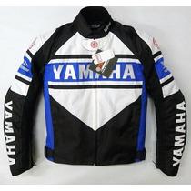 Chamarra Motociclista Yamaha Talla L Revisar Imagen Tallas