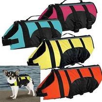 Chaleco Salvavidas Para Perro Chaqueta Life Aquatic Perro A