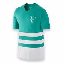 Playera Nike Entrenamiento Federer Nadal 2016 Tennis Tenis