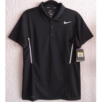 Playera Nike Tipo Polo Para Caballero