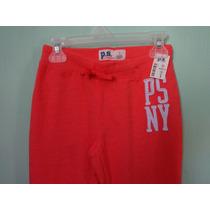 Aéropostale Original Pants Niña T-7 Añitos Bordado Fashion!