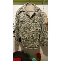 Gotcha Camo Militar Tactico Conjunto Pantalon Chamarra Acu