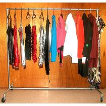 Colgador Para Pants, Camisas, Pantalones, Muy Practicos Nuev