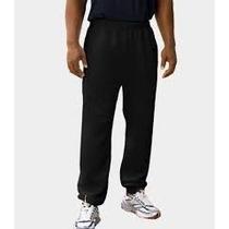 Pants Fruit Of The Loom Deportivo Negro Tallas Extras Xl
