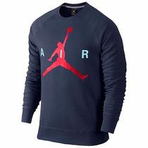 Sudadera Nike Jordan Jumpman Graphic Azul
