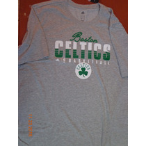 Playera Adidas Nba Celtics No Jordan