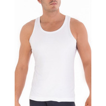 Camiseta Faja Modeladora Y Reductora Caballero. Blanca