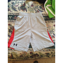 Bermudas Under Armour Talla 10 - 12 Años Yl