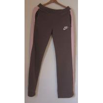 Nike * Pants , Pantalón Deportivo Para Dama ( M ) Usado