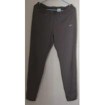 Reebok * Pantalon Pants Deportivo Ejercicio Dama (gde) Usado