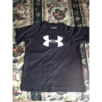 Playera Under Armour Yl Talla 10 - 12 Años De Niño