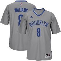 Jersey Adidas Swingman Deron Williams Brooklyn Nets