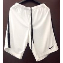 Shorts Nike Blanco Dri Fit X L Deportivo Jersey Hombre