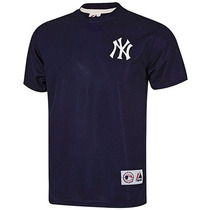 Jersey Playera Yankees New York Majestic Nuevos Originales