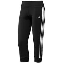Pants Adidas Capri Leggings Lycra Ejercicio Originales Nuevo