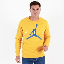 Sudadera Nike Jordan Jumpman Graphic Amarillo