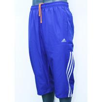 Pants Capri Adidas 3/4 Climalite, Gym, Correr, Entrenamiento