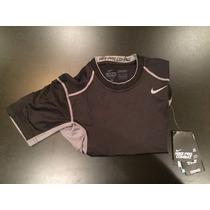 Camisa Nike Compression Dos Colores