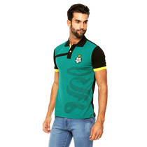 Santos - Playera Santos Laguna - Multicolor - Ms3002.