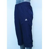 Pants Capri Adidas 3/4 Gym, Correr, Entrenamiento O Casual!