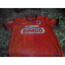 Playera Del Monterrey Original Nueva