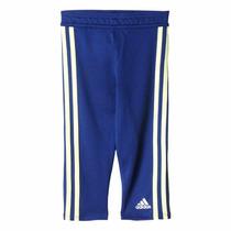 Mallas Deportivas Capri Gym Para Niña Adidas Aa8573